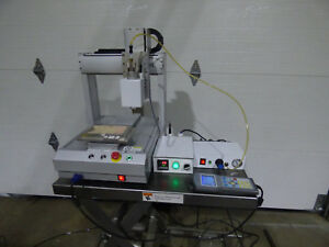 Robotic Adhesive Application Machine 3 Axes