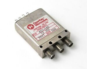 Dow key 401 140 Rf Switch 12 Vdc Sp3t