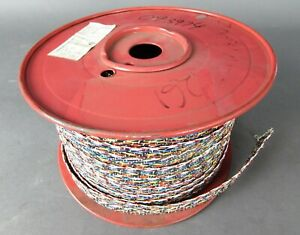 Spool Of 26awg 40 Con Braided Wire 19 Pounds P n 3056348 2026 Spec Mil W 16878