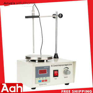 High Quality 85 2 Top Plate Magnetic Stirrer Hotplate Mixer 1000ml 200w 50hz
