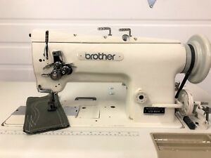Brother Lt2 b838 2 needle Walking Foot 3 8 New Servo Industrial Sewing Machine