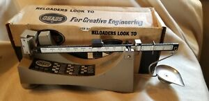 OHAUS  MODEL 505  5-0-5   RELOADING SCALE