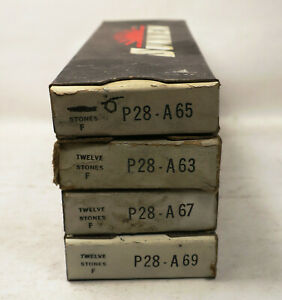 Sunnen Honing Stones For P28 Mandrel p28 a63 P28 a65 P28 a67 P28 a69 Lot Of 42