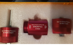 Enerpac Coupler Bleed Tool Ct604 10000 Psi Free Shipping