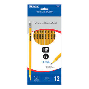 New 400802 2 Premium Yellow Pencil 12 Pack 24 pack Pencil Cheap