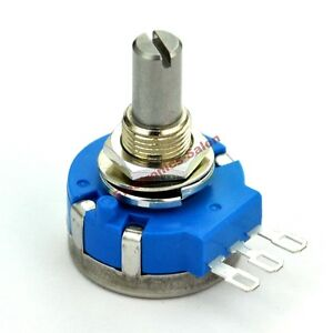 Rvq24ys08 03 21s B502 Potentiometer 5k Ohm For Mobility Scooter Cosmos Tocos
