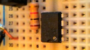 12f683 Pic Microcontroller Programmed With Your Instructions