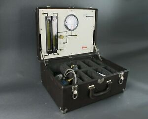 Gilian Ihcp 300hl Hfs Pump Calibrator In Case W Filling Unit