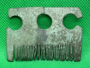 Roman Medieval Viking Bronze Comb Extremely Rare 700 Ad