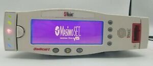 Masimo Radical 7 Rds 1 Signal Extraction Pulse Oximeter Docking Station Charger