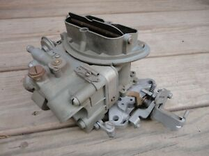 Direct Connection Mopar 440 340 Six Pack Center Holley Carburetor 4782