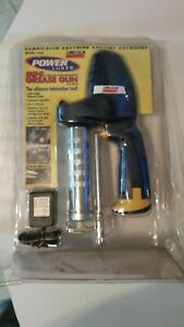 New Lincoln 1220 Power Luber Mini Cordless Grease Gun 3500 Psi Free Ship Us 48