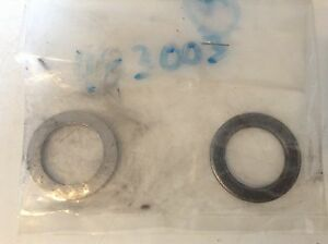 483 003 Two New Shim Washers For A Vermeer 504l 505 Super I 505l 604l Baler