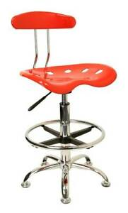 Drafting Stool With High Density Polymer Seat And Back id 3064602
