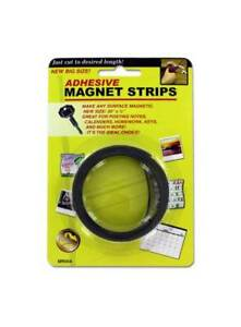 Adhesive Magnet Strips Set Of 24 id 3168271