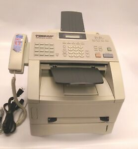 Business class Laser Fax Super G3 33 kbps Fax4100e Brother