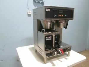 curtis scgemts10a1000 Commercial Hd Dual Digital Coffee Brewer W hot Water Tap