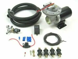 12 Volt Electric Vacuum Pump Kit For Power Brake Systems