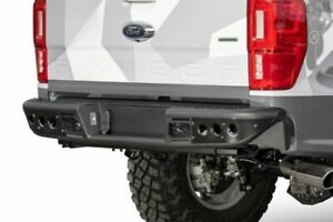 Addictive Designs R222231280103 Venom Rear Bumper W Sensors For 2019 Ford Ranger