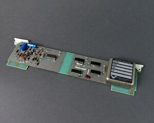 10mhz Vectron Crystal Oscillator Mounted On Scientific Atlantic Freq Ref Board
