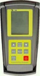 Tpi 709 Combustion Efficiency Analyzer Differential Manometer