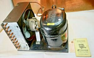 Copeland Hermetic Condensing Unit 115v Faah a025 1aa 100