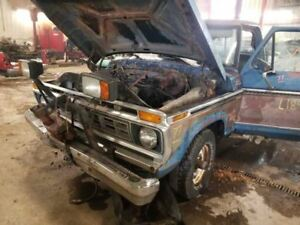 Engine Assembly 8 351m 5 8l Fits 1977 Ford F150 Pickup 536983