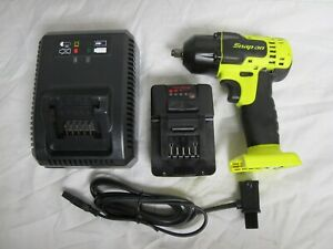 Snap On 18 V 3 8 Drive Monsterlithium Cordless Impact Wrench Ct8810bhv