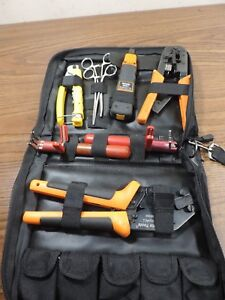 Palladin Tools Crimp All Series Cable Crimping Stripping Tools