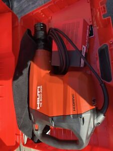 Hilti Te 800 Avr Demolition Hammer Kit