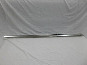 1980 Monte Carlo Wide Window Sweep Chrome Trim Passenger Side Rh