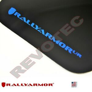 Rally Armor Mud Flaps For 2015 2017 Vw Mkvii Golf Tsi Gti W Blue Logo