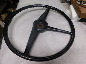 1953 1955 Ford Big Truck Steering Wheel Rat Rod Special