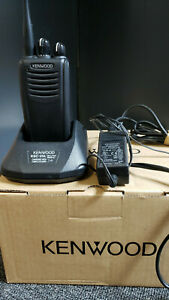 Kenwood Nx 320k Uhf Portable Digital analog ltr Radio