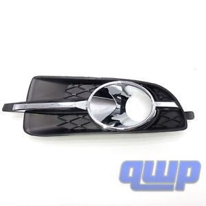 New Fog Light Trim Lamp Bezel For Buick Lacrosse 2010 2013 Driver Left 20859107