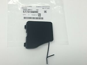 2014 2016 Subaru Forester Front Bumper Tow Eye Cap Cover New 57731sg000 Genuine