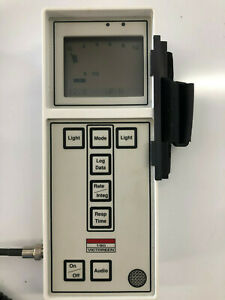 Victoreen 190 Radiation Survey Meter With 489 4 Gm Probe And Hard Case Manual