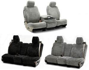 Coverking Snuggleplush Custom Seat Covers For Honda Del Sol