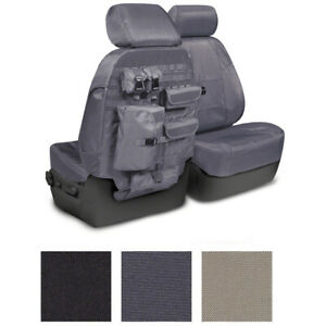 Coverking Tactical Custom Seat Covers For Nissan Titan