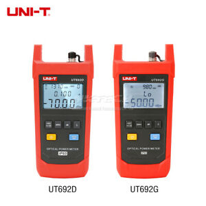 Uni t Optical Power Meter Wavelength Ingaas Backlight Ip65 Professional Tester