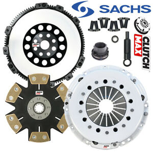 Stage 5 Clutch Kit Sachs Bearing Flywheel For 01 03 Bmw E46 323 325 328 330