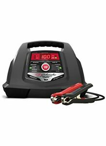 6 12v Fully Automatic Battery Charger And 30 100a Engine Starter