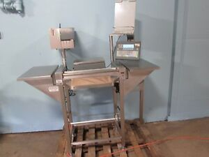 hobart bizerba H d Commercial Wrapping Labeling Station W smart Controller