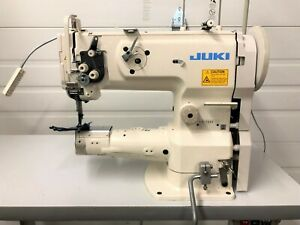 Juki Ls 1341 Cylinder Bed Walking Foot Reverse 110volt Industrial Sewing Machine