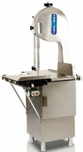 New 116 Meat Band Saw 1 5 Hp 115v Aluminum Pro cut Ksp 116 9901 Commercial Nsf