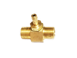Brass 3 8 Npt Pressure Washer In Line Chemical Soap Detergent Injector 5 8 Gpm