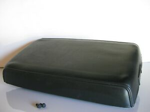 Chevy Camaro Rs Z28 Center Console Arm Rest Armrest Pad Latch Lid Cover 90 92 91