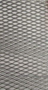1 2 16 Ga 304 Stainless Steel Flattened Expanded Metal 24 X 24