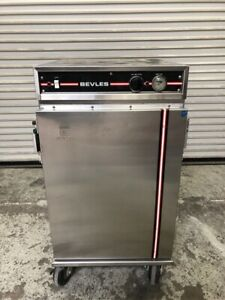 1 2 Height Full Sheet Transport Hot Bevles Heated Holding Cabinet Nsf 9995 Food