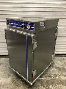 1 2 Height Full Sheet Transport Hot Heated Holding Cabinet Nsf Bevles Ca70 1005